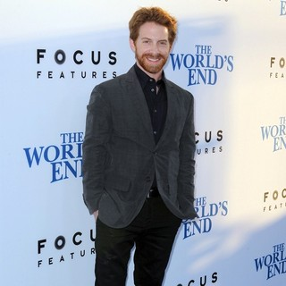 Seth Green in The World's End Hollywood Premiere