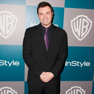 Seth MacFarlane in The 69th Annual Golden Globe Awards - 13th Annual Warner Bros. and InStyle After Party