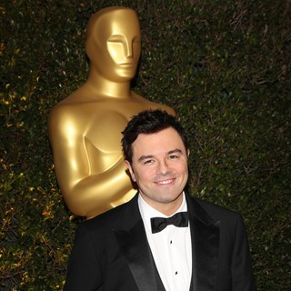 Seth MacFarlane in The Academy of Motion Pictures Arts and Sciences' 4th Annual Governors Awards - Arrivals
