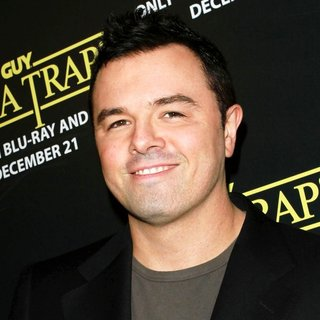 Seth MacFarlane in Family Guy It's A Trap DVD Launch Party