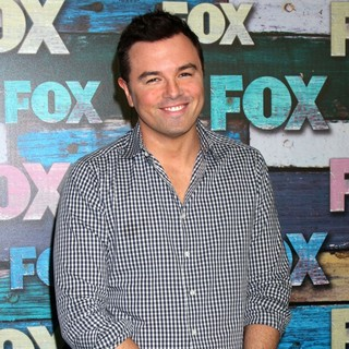 Seth MacFarlane in Fox All-Star Party - Arrivals