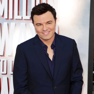 Seth MacFarlane in Universal Pictures and MRC World Premiere A Million Ways to Die in the West