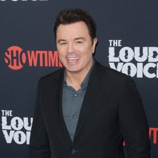 Seth MacFarlane in The Loudest Voice TV Show Premiere - Red Carpet Arrivals