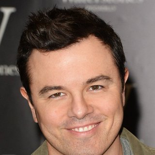 Seth MacFarlane Promotes His Book A Million Ways to Die in the West