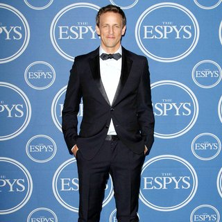 Seth Meyers in The 2011 ESPY Awards - Press Room