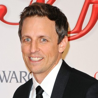 Seth Meyers in 2012 CFDA Fashion Awards