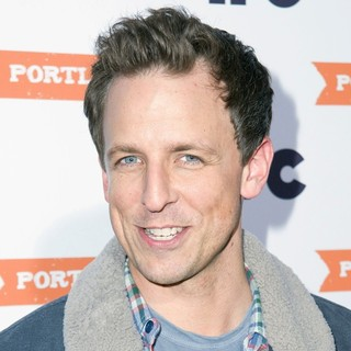 Seth Meyers in The Special Screening of Portlandia - Arrivals