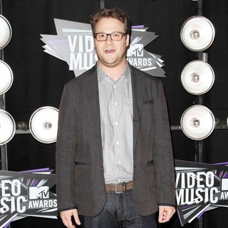 Seth Rogen in 2011 MTV Video Music Awards - Arrivals