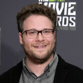 Seth Rogen in 2013 MTV Movie Awards - Arrivals