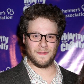 Seth Rogen in Hilarity for Charity Benefit