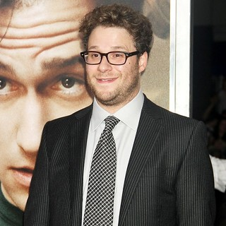 Seth Rogen in 50/50 New York Premiere - Arrivals