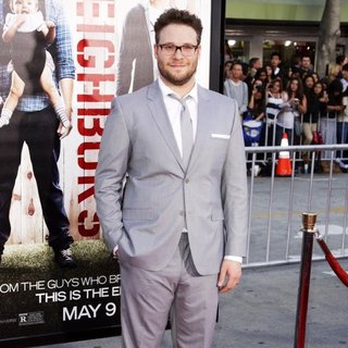 Seth Rogen in World Premiere of Universal Pictures' Neighbors