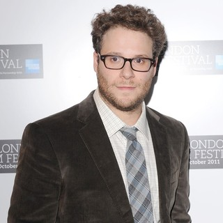 Seth Rogen in The Screening of 50/50 - BFI London Film Festival