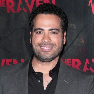 Sevier Crespo in Special Screening of Relativity Media's The Raven - Arrivals