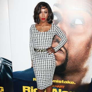 Sevyn Streeter - Universal Pictures Premiere of Ride Along