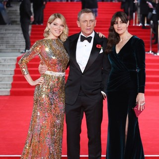 The World Premiere of Spectre - Arrivals