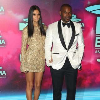 Shanina Shaik, Tyson Beckford in 20th MTV Europe Music Awards - Arrivals