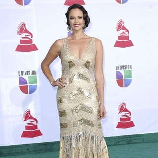 Shaila Durcal in The 12th Annual Latin GRAMMY Awards - Arrivals
