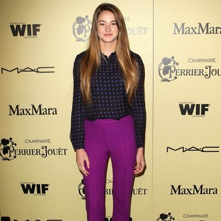 Shailene Woodley in 5th Annual Women in Film Pre-Oscar Cocktail Party