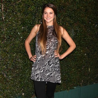 Shailene Woodley in ABC Family West Coast Upfronts Party