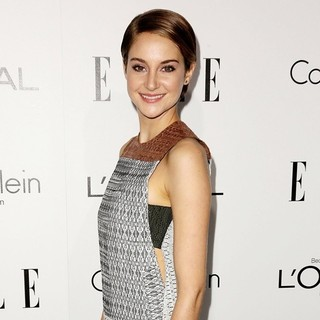 Shailene Woodley in ELLE 20th Annual Women in Hollywood Celebration