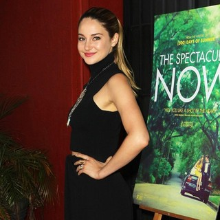 Shailene Woodley in Screening of A24's The Spectacular Now