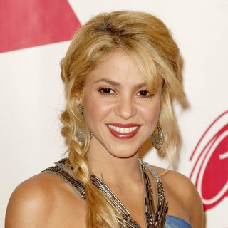Shakira in 2011 Latin Recording Academy Person of The Year Tribute to Shakira