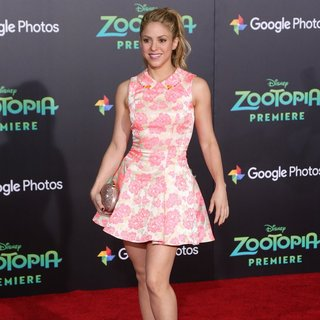 Los Angeles Premiere of Walt Disney Animation Studios' Zootopia