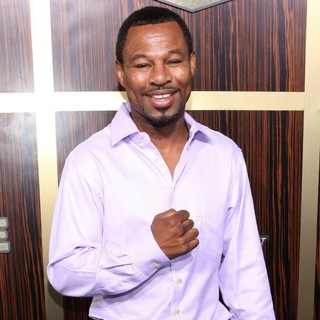 Shane Mosley in Spike TV's Eddie Murphy: One Night Only