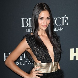 Shanina Shaik in Beyonce: Life Is But a Dream New York Premiere