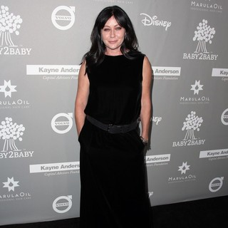 Shannen Doherty in 2015 Baby2Baby Gala - Arrivals