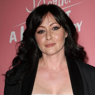 Shannen Doherty in Jennie Garth's 40th Birthday Celebration and Premiere Party for Jennie Garth: A Little Bit Country