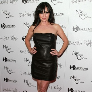 Shannen Doherty in The Burning Palms Los Angeles Premiere