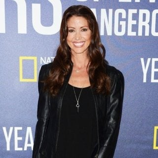 Shannon Elizabeth-National Geographic's Years of Living Dangerously Season 2 World Premiere - Red Carpet Arrivals