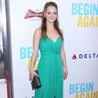 The New York Premiere of Begin Again - Arrivals - shannon-maree-walsh-premiere-begin-again-02