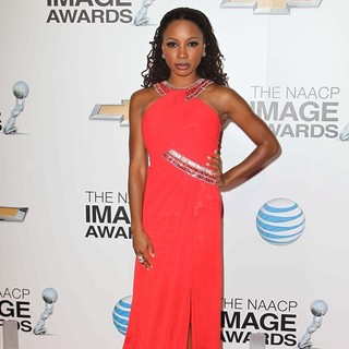 Shanola Hampton in The 44th NAACP Image Awards