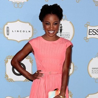 Shanola Hampton in 6th Annual Essence Black Women in Hollywood Luncheon
