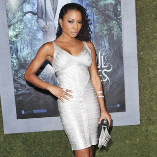 Shanola Hampton in Beautiful Creatures Los Angeles Premiere