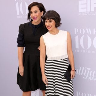 Sarah Gertrude Shapiro, Constance Zimmer in 24th Annual Women in Entertainment Breakfast