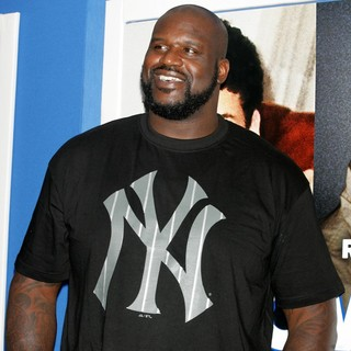 Shaquille O'Neal in New York Premiere of Grown Ups 2