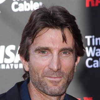 Sharlto Copley in The World Premiere of Disney-Jerry Bruckheimer Films' The Lone Ranger