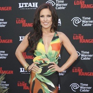 Sharna Burgess in The World Premiere of Disney-Jerry Bruckheimer Films' The Lone Ranger
