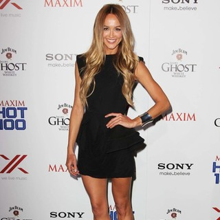 Sharni Vinson in The Maxim Hot 100 Party - Arrivals