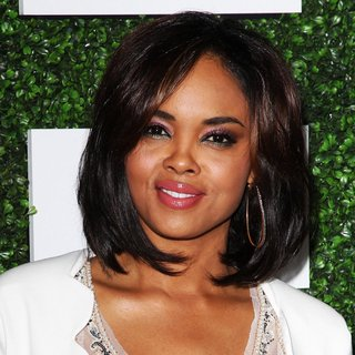 Sharon Leal in 2014 ESSENCE Black Women in Hollywood Luncheon