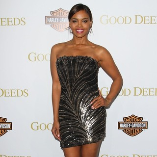 Sharon Leal in Lionsgate's Good Deeds Premiere
