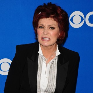 Sharon Osbourne in 2012 CBS Upfronts