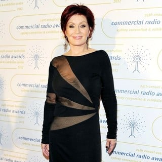 Sharon Osbourne in 24th Annual Commercial Radio Awards - Arrivals