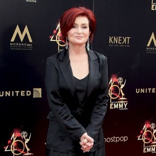 Sharon Osbourne in 46th Annual Daytime Emmy Awards - Arrivals