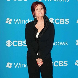Sharon Osbourne in CBS 2012 Fall Premiere Party