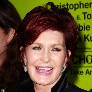 Sharon Osbourne in Seven Psychopaths Los Angeles Premiere - Arrivals